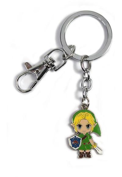 Legend of Zelda Mini Link Keychain