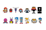 Sonic the Hedgehog Series 1 Mini Figures