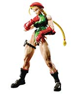 Street Fighter V Cammy S.H.Figuarts 6 Inch Figure