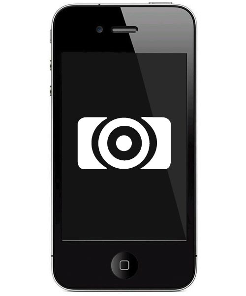iPhone 4S Repairs: Rear Camera Replacement Service