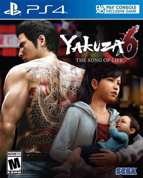 Yakuza 6: The Song Of Life Essence of Art