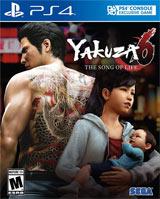 Yakuza 6: The Song Of Life-Essence Of Art Boxart
