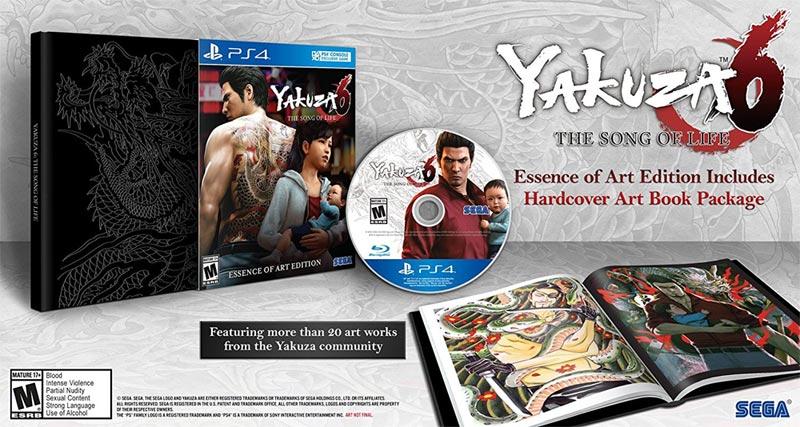 Yakuza 6: The Song Of Life - Essence of Art