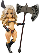 Dragon's Crown Pro: Parform Amazon PVC Figure
