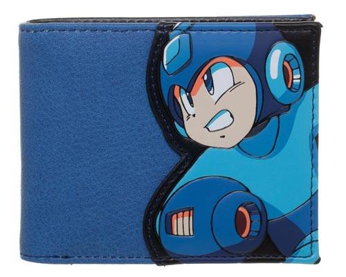 Mega Man Bi-Fold Wallet