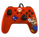 Nintendo Switch Wired Controller Plus: Mario Edition