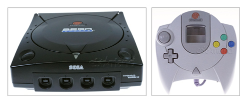Sega Dreamcast Sports Edition with White Controller Refurbished additional images