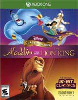 Disney Classic Games: Aladdin & Lion King