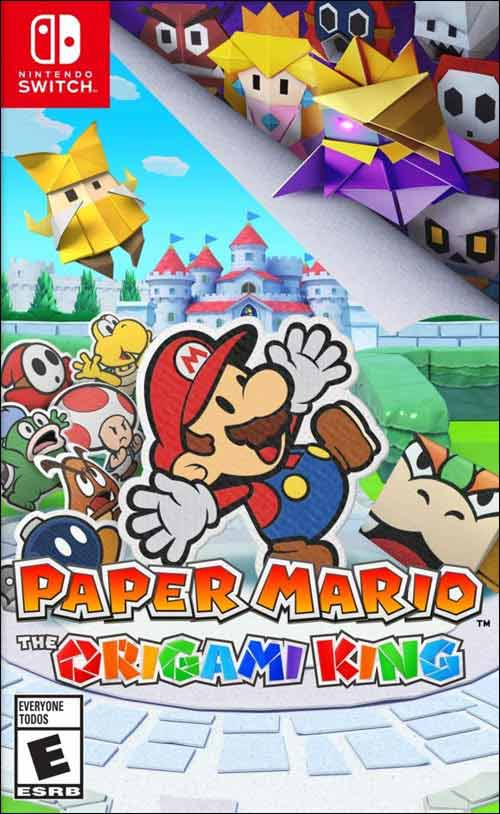 Buy Nintendo Switch Paper Mario: The Origami King ...