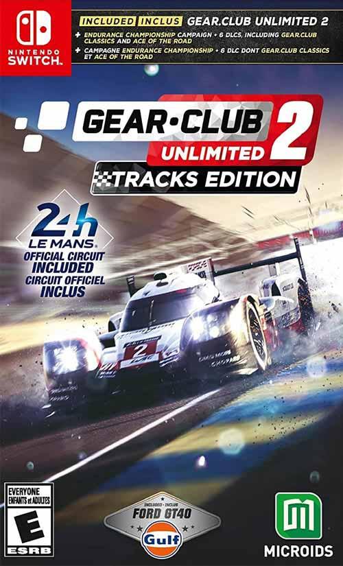 Gear Club Unlimited 2: Tracks Edition