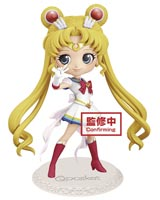 Sailor Moon Eternal: Super Sailor Moon Q-Posket Figure
