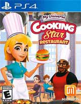 My Universe: Cooking Star Restaurant