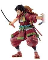 One Piece Armor Warrior Luffytaro Ichiban Figure