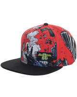 Mob Psycho 100 All Over Print Sublimated Snapback Hat