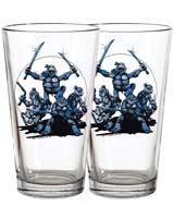 TMNT Blue Moon Pint Glass