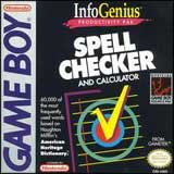 InfoGenius Productivity Pak: Spell Checker and Calculator
