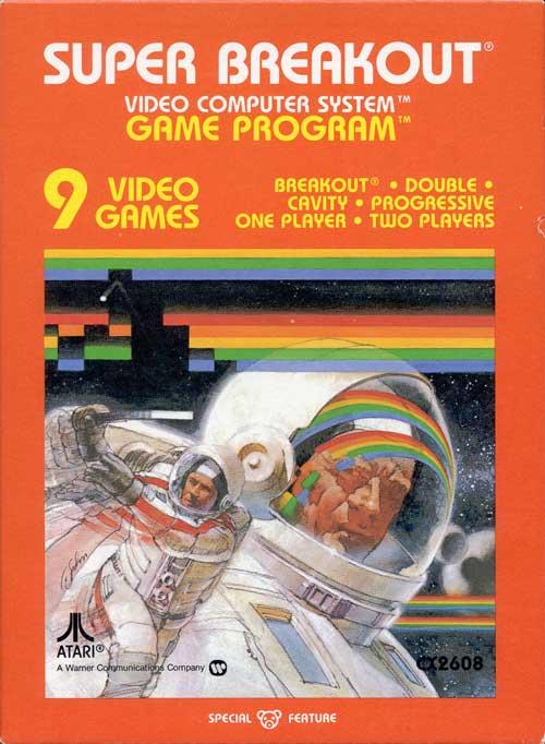 Super Breakout (Atari)