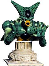 DragonBall Z Imperfect Cell Mini Resin Bust