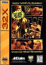 WWF Raw / 32X
