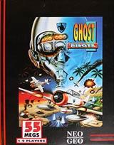 Ghost Pilots Neo Geo AES