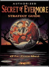 Secret of Evermore Authorized Strategy Guide