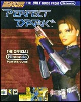 Nintendo Power Perfect Dark Official Player's Guide