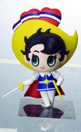 Tezuka Moderno Labo Sapphire Figure