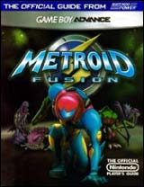 Metroid Fusion Official Strategy Guide Book