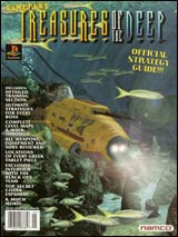 Treasures of the Deep Official Strategy Guide Book