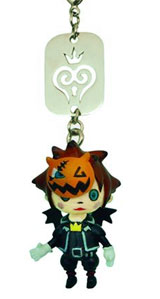 Kingdom Hearts Halloween Sora Mascot Strap