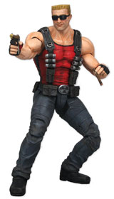 Duke Nukem Forever 7-inch Action Figure