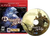 Demon's Souls with Soundtrack CD