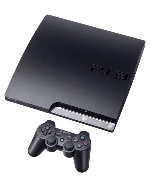 Sony PlayStation 3 Slim 320GB System