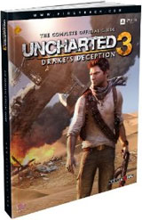 Uncharted 3: Drake's Deception Official Guide