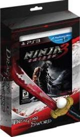 Ninja Gaiden 3 Dragon Sword Bundle