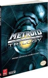 Metroid Prime Trilogy Premiere Edition Guide