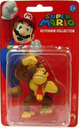 Super Mario Keychain Collection Donkey Kong