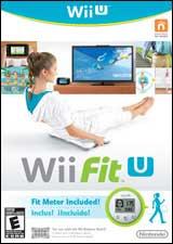Wii Fit U w/ Fit Meter