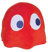 Pac-Man Ghost 4 Inch Plush with Sound