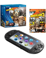 Playstation Vita Borderlands 2 Limited Edition Bundle