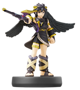 amiibo Dark Pit Super Smash Bros.