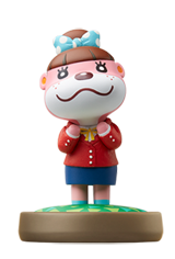 amiibo Lottie Animal Crossing