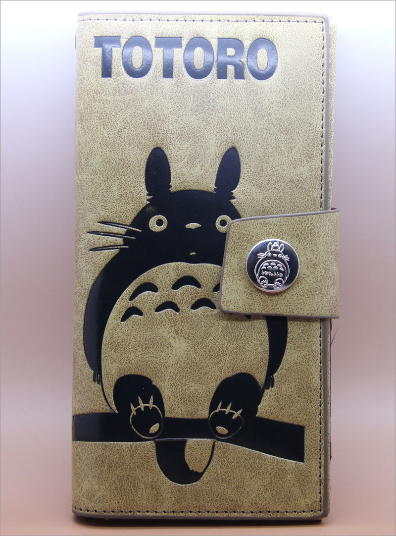My Neighbor Totoro: Totoro on Branch Long Wallet