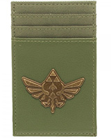 Legend of Zelda Brass Badge Frontpocket Wallet