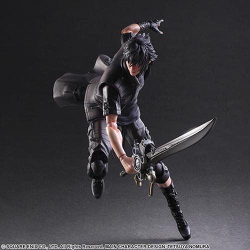 Final Fantasy XV Play Arts Kai Noctis