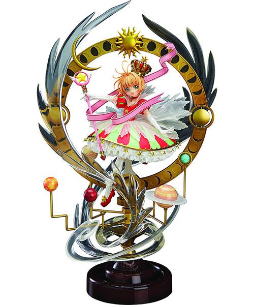 Cadrcaptor Sakura Kinomoto 1/7 PVC Figure SBY Version