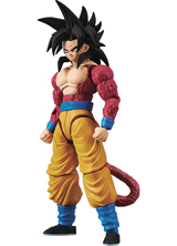 Dragon Ball GT Super Saiyan 4 Goku 7 Inch Model Kit