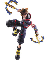 Kingdom Hearts III Sora Bring Arts 6 Inch Action Figure