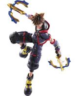 Kingdom Hearts III Sora Bring Arts 6 Inch Action Figure