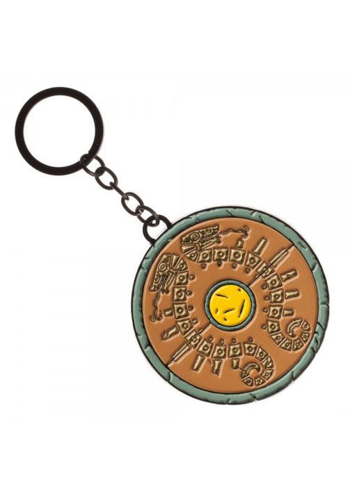 Legend of Zelda Breath Of The Wild Keychain